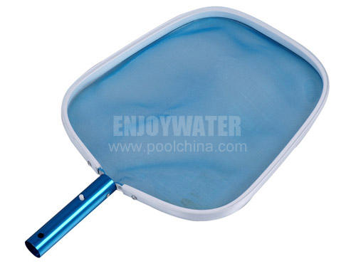 Aluminium leaf skimmer (Blue handle)